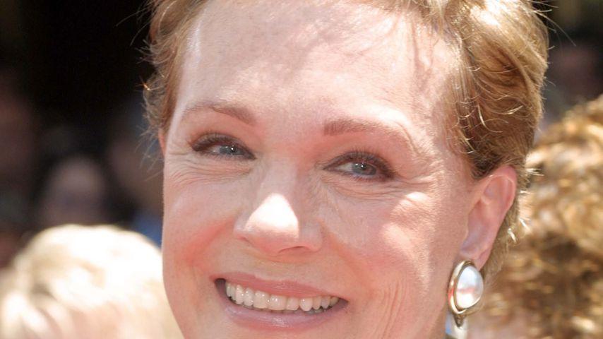 """Julie Andrews bei der Premiere von """"Plötzlich Prinzessin"""" 2001"""