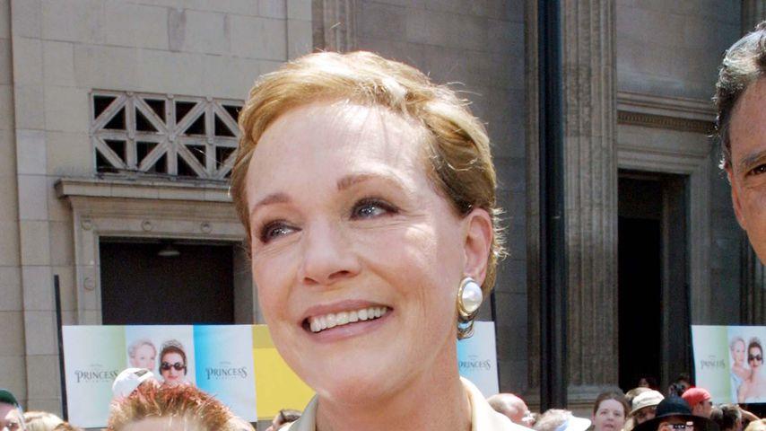Julie Andrews im August 2001 in Los Angeles