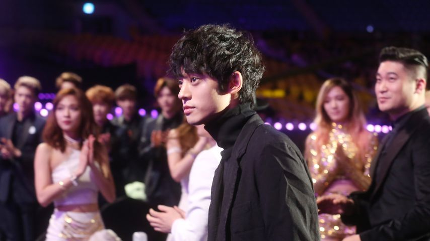 Jung Joon-young, 2014