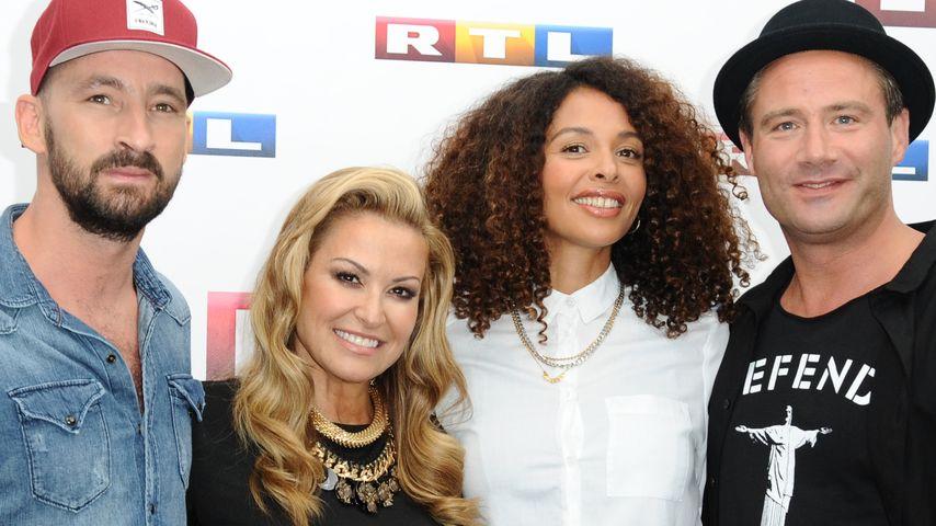 Sasha, Anastacia, Joy Denalane und Gentleman