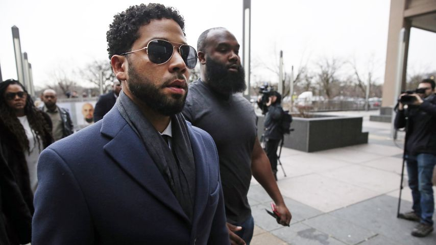 Jussie Smollett in Chicago im März 2019