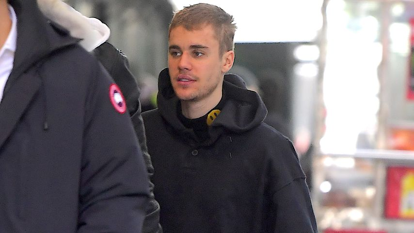 Justin Bieber in New York