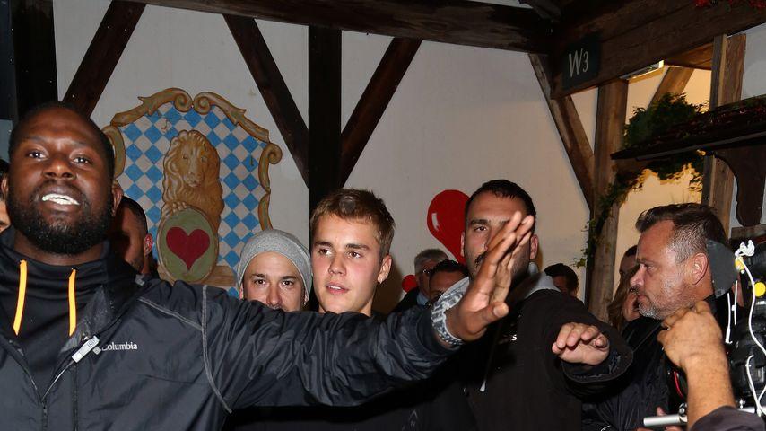 Koa Gaudi? Justin Bieber auf dem Oktoberfest attackiert