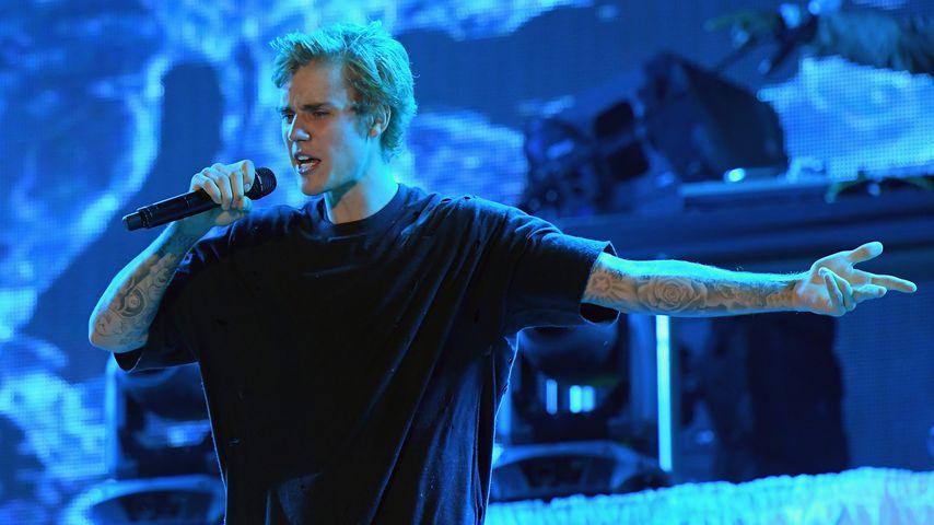 Kein Valentinstags-Date: Justin Bieber ist einsamer Single