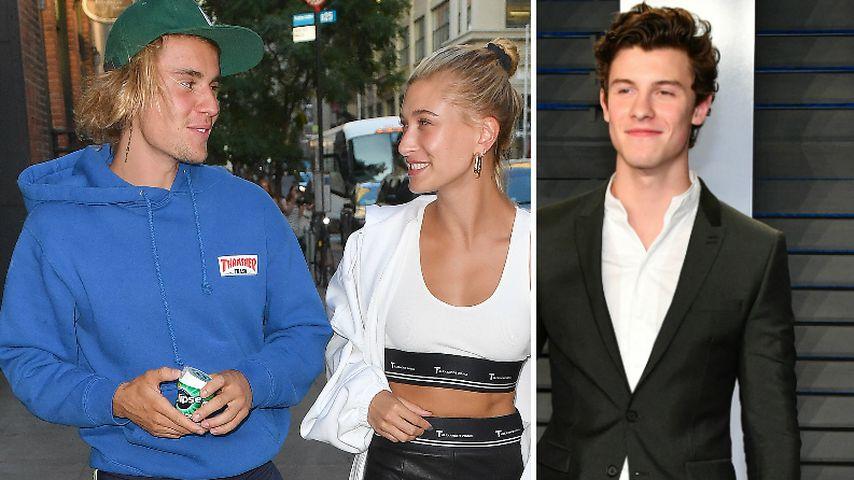 Justins neuer Sommerhit: Diss gegen Haileys Ex Shawn Mendes?