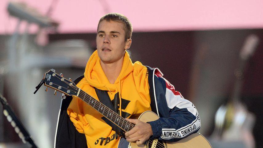 Tragbarer Whirlpool: So extravagant tourt Justin Bieber