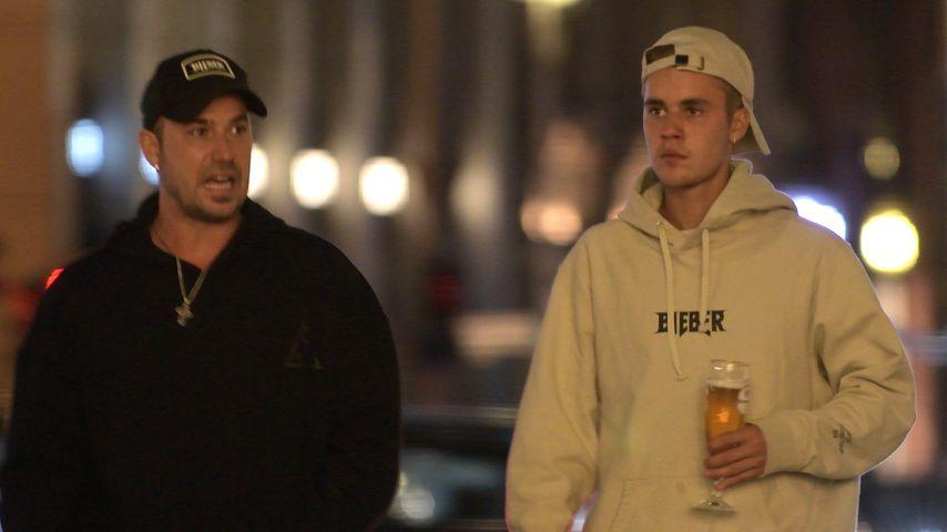 Justin Bieber: Inkognito im Berliner Nachtleben unterwegs!