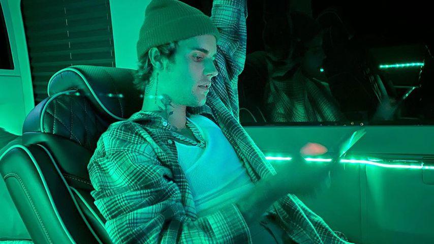 Justin Bieber kündigt neue Musik an
