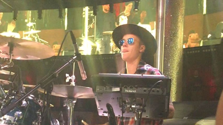 Überraschung! Justin Bieber kann nicht nur singen