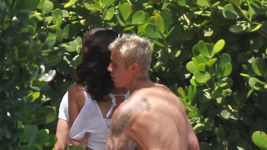 Ciao Nicola Peltz: Justin Bieber flirtet wieder fremd!