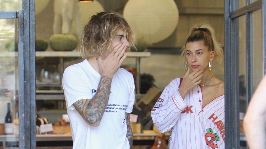 Krise bei Justin & Hailey? Er will Babys, sie will Karriere