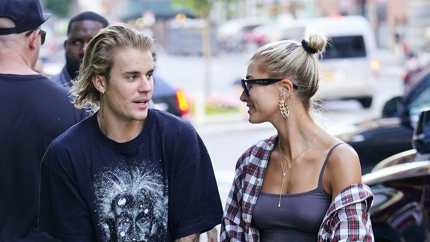 Liebesrausch: Auch Hailey teilt heißes Pärchenpic mit Justin