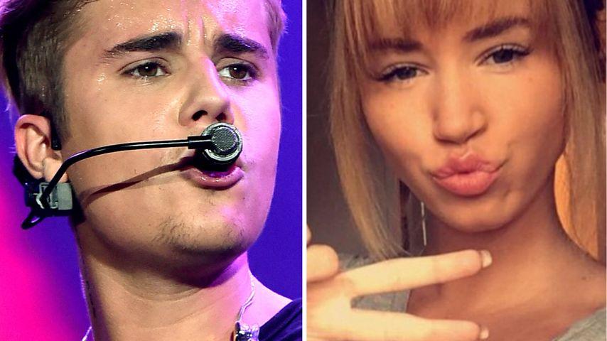 Netz-Romanze: Ist diese Blondine Justin Biebers Traumfrau?