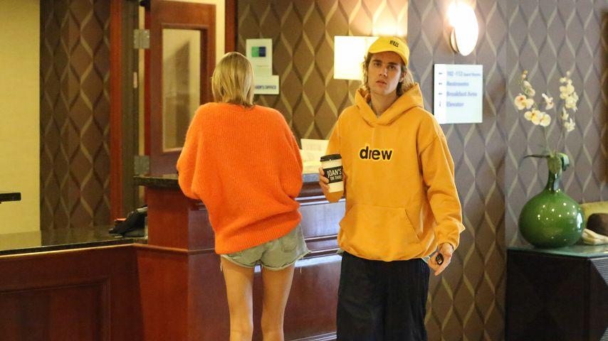 Ärger im Hailey-Paradies? Justin Bieber pöbelt Fotografen an