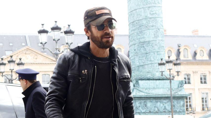 Nach Aniston-Aus: Justin Theroux gut gelaunt auf Männer-Trip