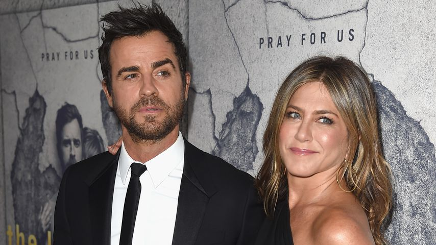 Irres Gerücht: Jen Aniston & Justin nie legal verheiratet?