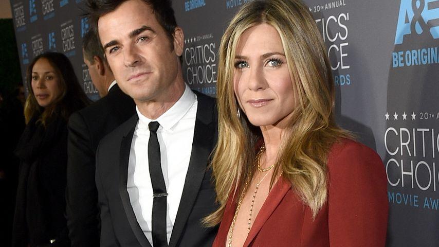 Jennifer Aniston & Justin: Hochzeit abgeblasen?