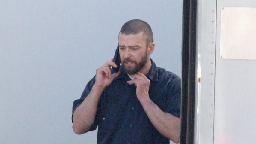 Krisengespräch mit Frau Jessica? Justin Timberlake gesichtet