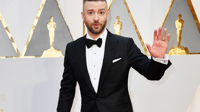 Justin Timberlake bei den Oscars 2017