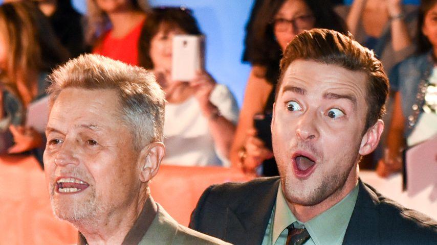 Autsch! Justin Timberlakes schlimme Outfits aus den 90ern