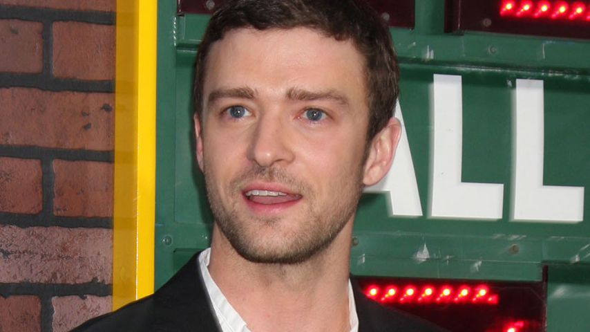 Justin Timberlake feiert wilde Junggesellen-Party