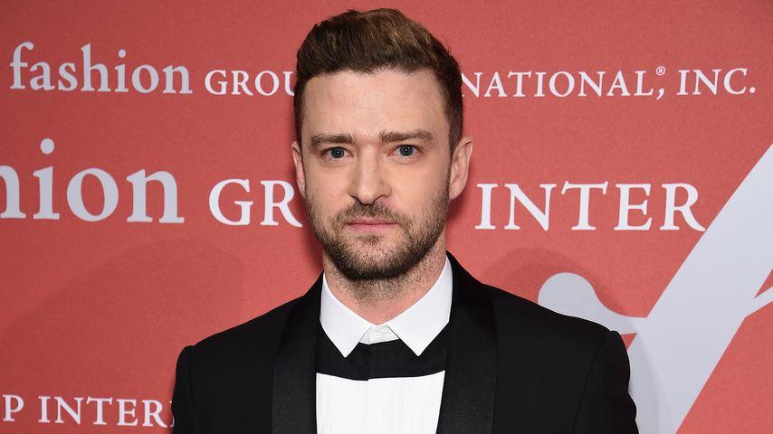 Nachwuchs in Planung! Justin Timberlake hat Spaß am Üben