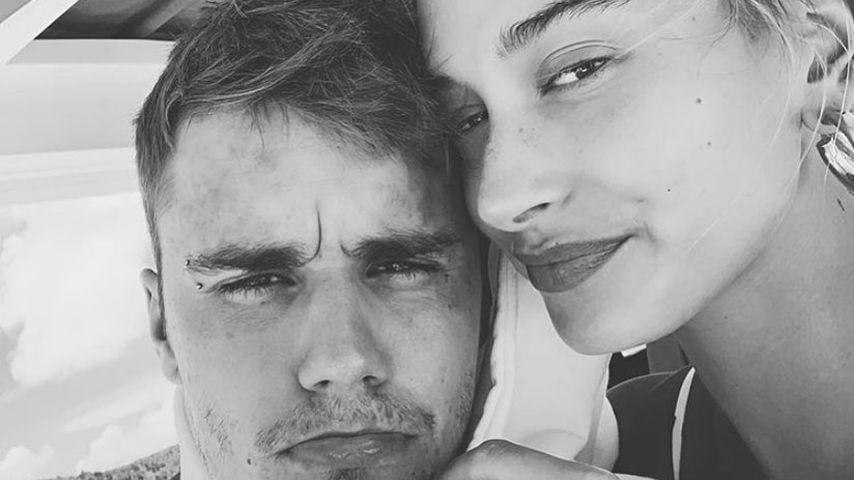 Urlaubsabschluss: Hailey und Justin Bieber posten Paar-Pic