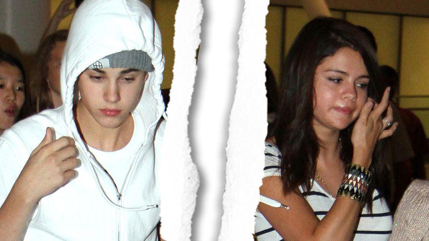 Justin Bieber Selena Gomez Endgültige Trennung Promiflashde