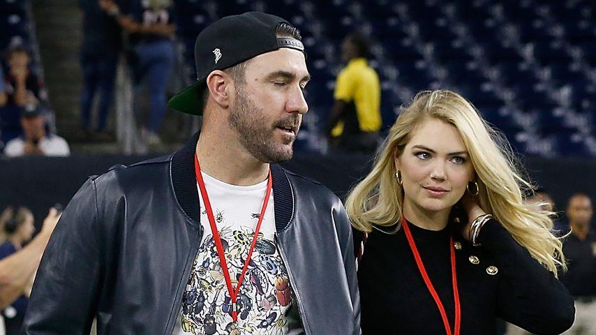 Was ist dran? Kate Upton flirtet mit Sport-Star