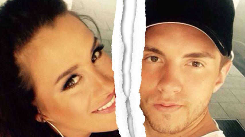 15 Monate Ehe: Warum trennen sich Justine & Joey Heindle?