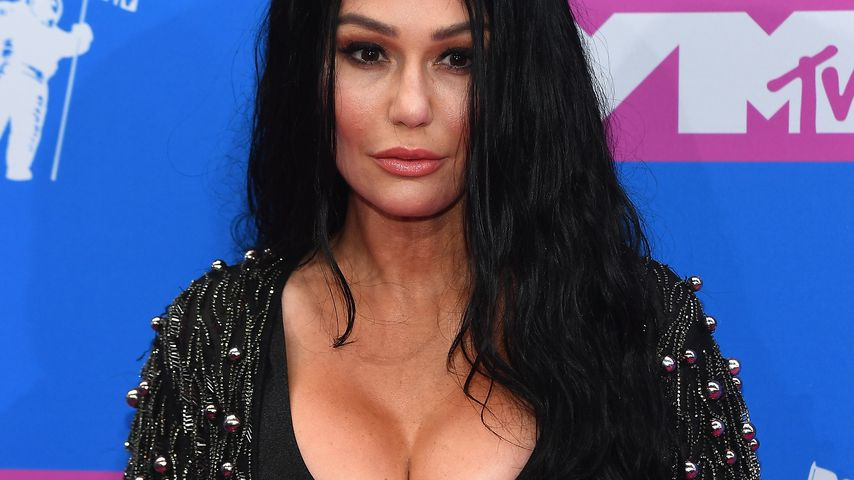 JWoww bei den MTV Video Music Awards 2018