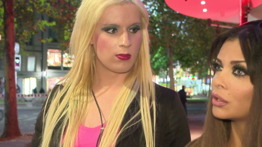 Lügenbaronessen: Raphaela & Kader tragen dick auf