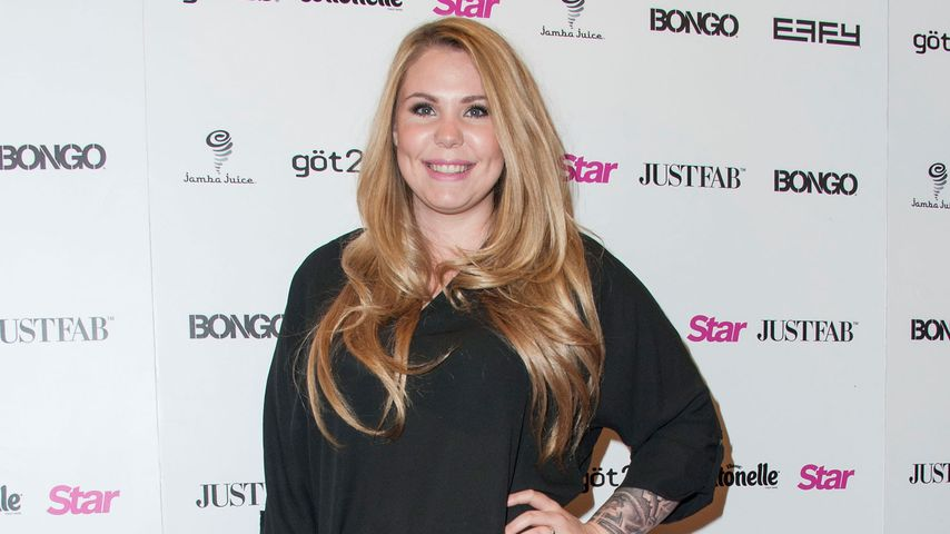 Kailyn Lowry, 2014 in Los Angeles