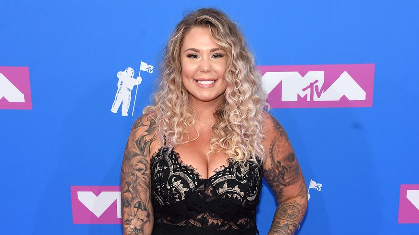 Kailyn Lowry bei den MTV Video Music Awards 2018
