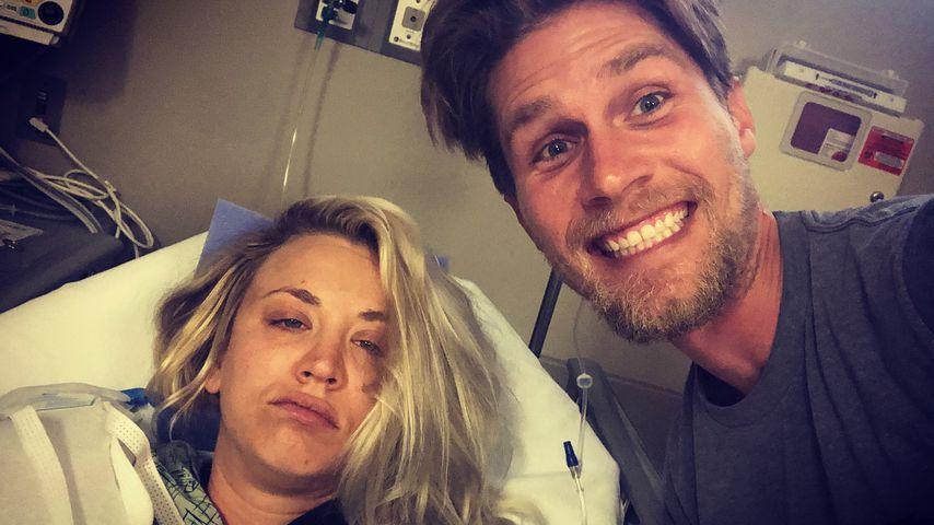 Nach Kaley Cuocos Hochzeit: Krankenhaus statt Flitterwochen!
