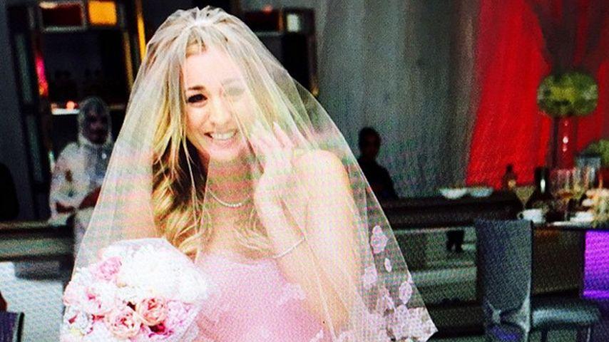 Kaley Cuoco: Liebeserklärung zum 1. Hochzeitstag