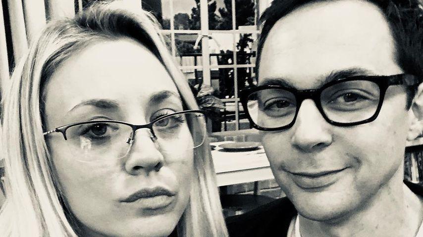 """10 Jahre """"The Big Bang Theory"""": Schauspieler fühlen sich alt"""