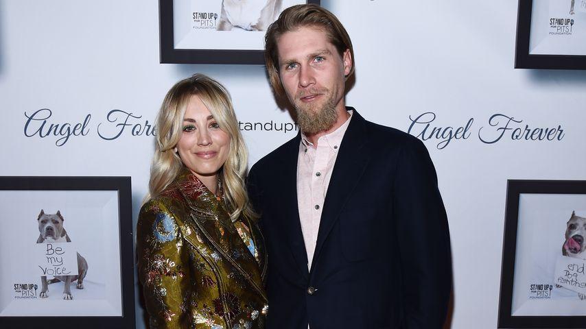 Kaley Cuoco und Karl Cook im November 2019 in Los Angeles