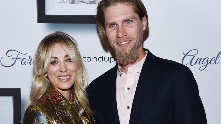 Kaley Cuoco und Karl Cook im November 2019