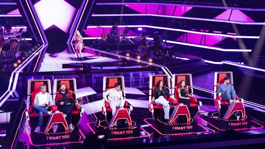 """Kandidatin Kira bei """"The Voice of Germany"""", Staffel 10"""