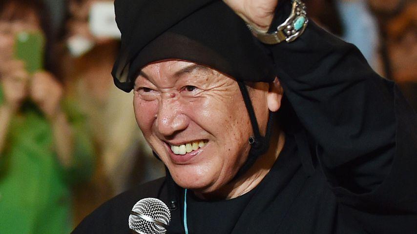 Kansai Yamamoto im Juni 2015