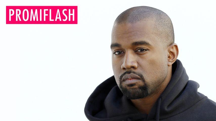 Kanye im Spital!