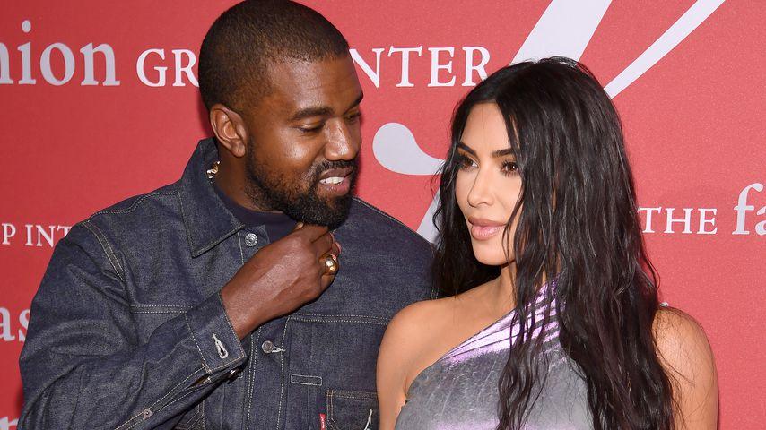 Kim K. will Kanye heimlich von Therapeuten überwachen lassen