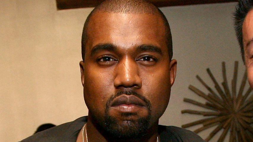 Kanye West bei einem Event in Los Angeles