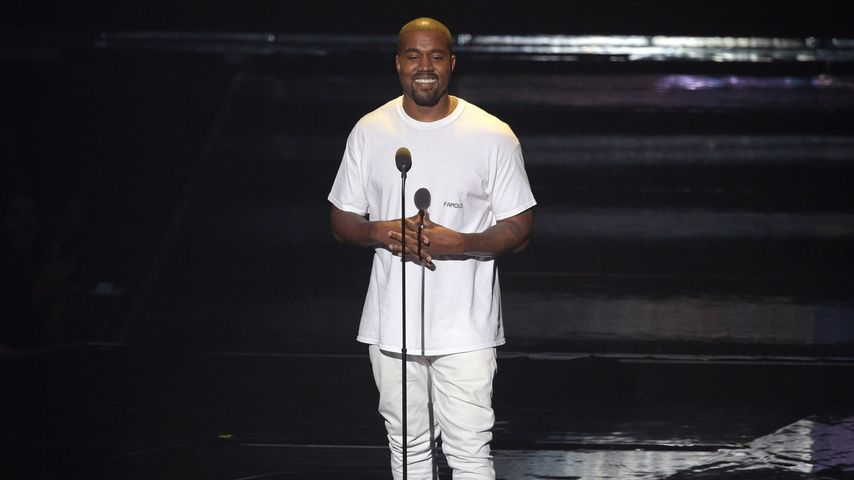 Kanye West bei den MTV Video Music Awards 2016