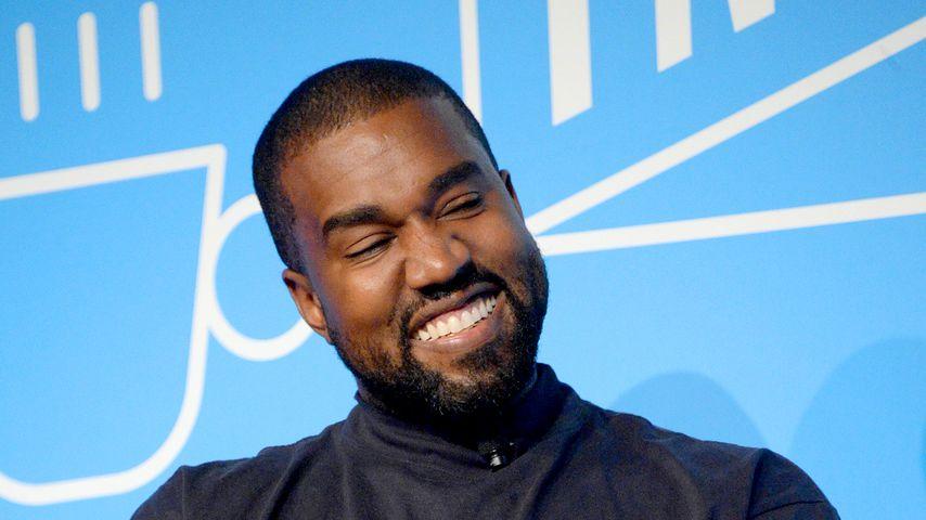 Kanye West im November 2019