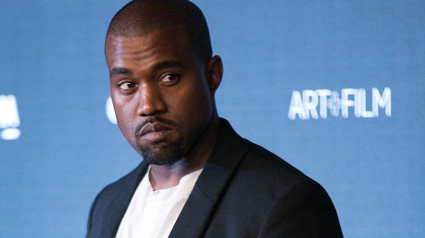 Stinksauer auf Rob: Kanye West will Männergespräch