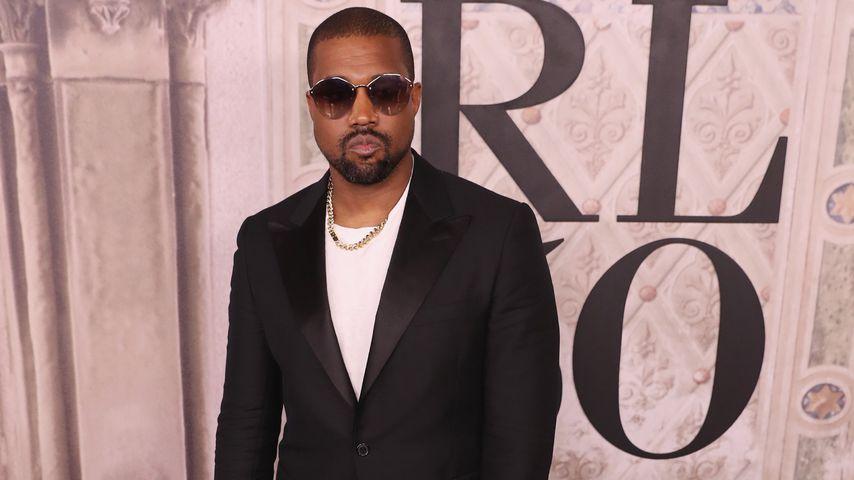 Kanye West im September 2018