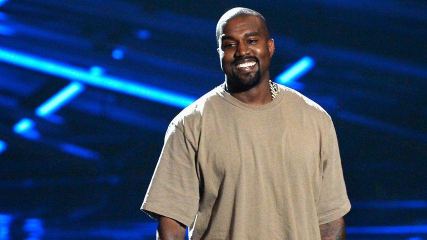 Hier ist der ultimative Beweis: Kanye West kann echt lachen!