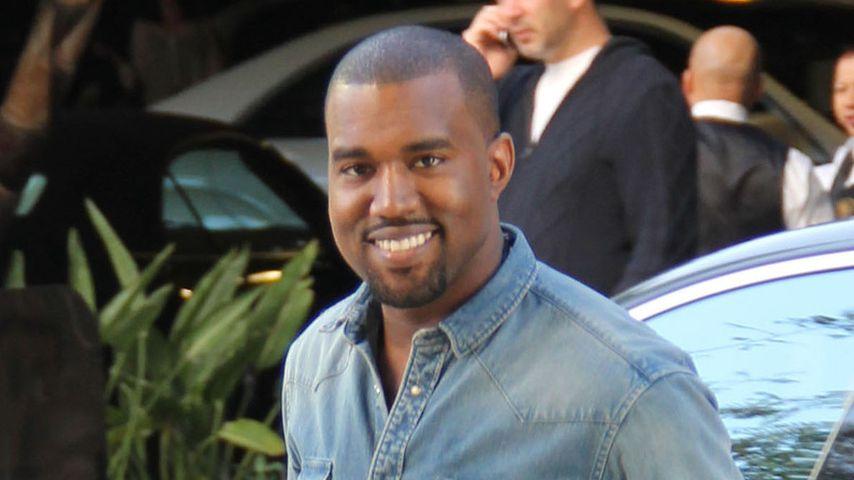 Kanye West fast um Nummer 1 betrogen